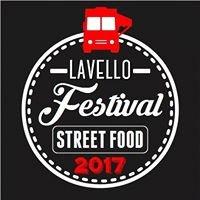 Lavello Street Food Festival