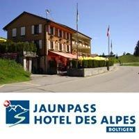 Des Alpes Jaunpass