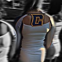 Central Christian College Cheer