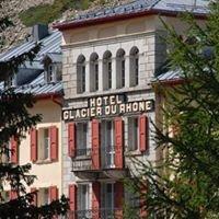 Grand Hotel Glacier du Rhone