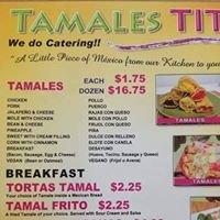 Tamales Tita