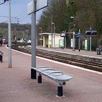 Gare d'Écouen - Ézanville