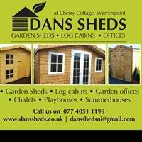 Dans Sheds at Cherry Cottage
