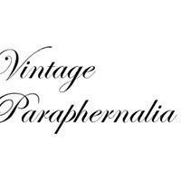 Vintage Paraphernalia