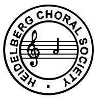 Heidelberg Choral Society