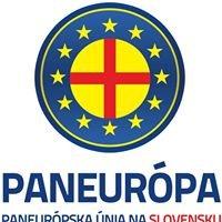 Paneurópska mládež Slovenska