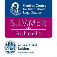 Grotius Centre Summer Schools