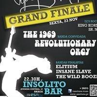 Concurso de Bandas - Celta Rock Top Band