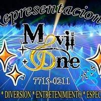 MOVIL ONE Representaciones