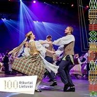LSMU tautinių šokių ansamblis Ave Vita