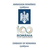 Ambasada României în Republica Slovenia