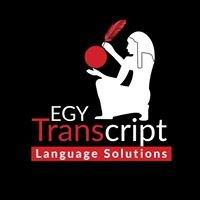 EgyTranscript Translation Agency