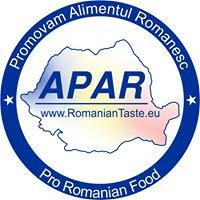 Asociatia pt Promovarea Alimentului Romanesc-APAR