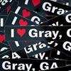 Main Street Gray, GA