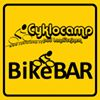 Cyklocamp & BikeBAR