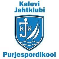Kalevi Jahtklubi Purjespordikool