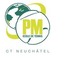 Ecole de Tennis PM - et Académie Partenaire Swisstennis  CT Neuchâtel