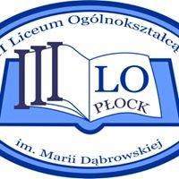 III Liceum Ogólnokształcące im. Marii Dąbrowskiej w Płocku