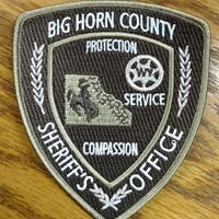 Big Horn County Wyoming Sheriff's Office