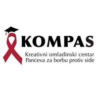 Kompas - Kreativni omladinski centar Pančeva za borbu protiv side