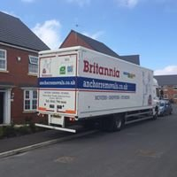 Britannia Anchor Removals (Recommended by 98% of our clients)