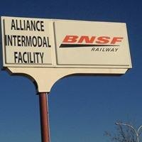 BNSF Railway - Alliance Intermodal Facility