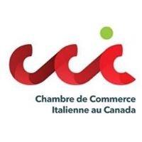 Jeunes membres de la Chambre de commerce italienne au Canada