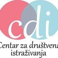 Centar za društvena istraživanja