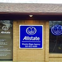 Allstate Insurance Agent: Waylon Biggs