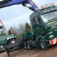 Ron Boyd haulage and crane hire