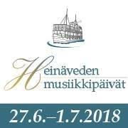Heinäveden Musiikkipäivät - Heinävesi Music Festival