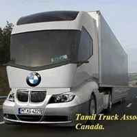 Tamil Truck Driver Association Canada