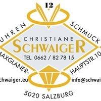 Uhren und Schmuckfachgeschäft Schwaiger Salzburg