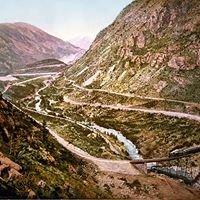 George Town Loop Railroad Colorado