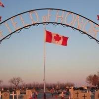 Kindersley Royal Canadian Legion Branch #57, Kindersley Sask.