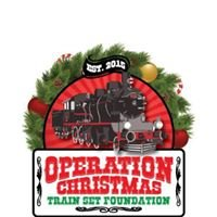 The Operation Christmas Train Set Foundation