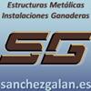 Sánchez Galán · Estructuras Metálicas · Material Ganadero