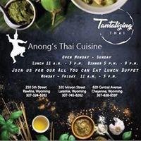 Anong's Thai Cuisine