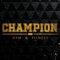Champion Gym&Fitness&SPA