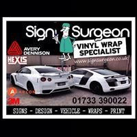 Sign Surgeon - Vinyl Wrap Specialist