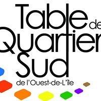Table de Quartier Sud de l'Ouest de l'Île