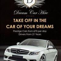 dream car hire glasgow