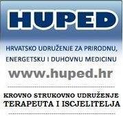 HUPED - HRVATSKO UDRUŽENJE ZA PRIRODNU, ENERGETSKU I DUHOVNU MEDICINU