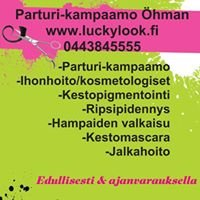 Parturi-kampaamo Öhman  hair&beauty