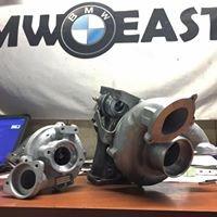 BMWeast Garage