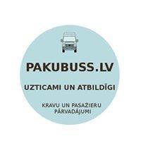 Pakubuss.lv - pasažieru un sūtījumu pārvadājumi starp Latviju un Angliju