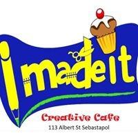 I Made it, Creative Cafe