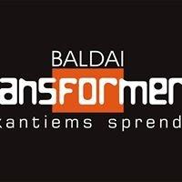 Baldai Transformeriai