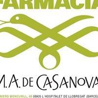 Farmac Farmacia Mª Asunción de Casanova