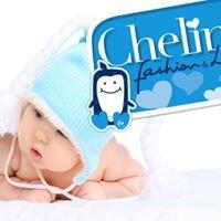 Chelino sauskelnės ir kitos priemonės